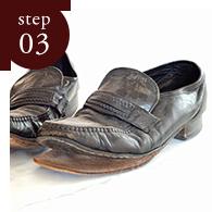 STEP3. 修理品の確認・査定