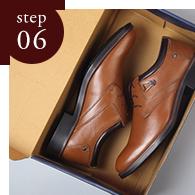 STEP6. 商品の到着・品質保証