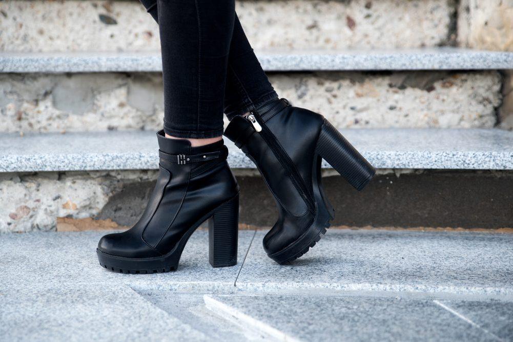 靴の種類に合わせた歩き方