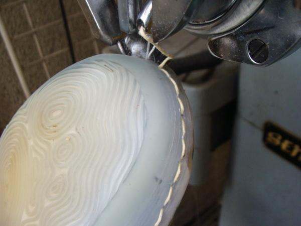 ソール剥がれ修理 縫い付けにて対応 4000円+消費税 NIKE ナイキバスケットボールシューズ カイリー ソール剥がれサムネイル