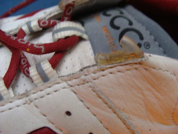 靴ひも通し作成1箇所1500円+消費税 Ecco エコーゴルフシューズサムネイル