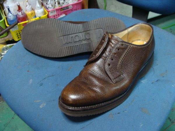 ソール交換 10500円+消費税 REGAL リーガルウォーキング系革靴サムネイル