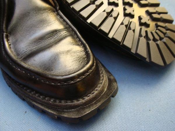 Clarks 紳士クラークスデザートブーツ オールソール修理サムネイル