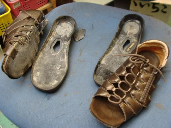 ALTAMA 紳士エンジニア系ブーツのソール交換 加水分解にてサムネイル