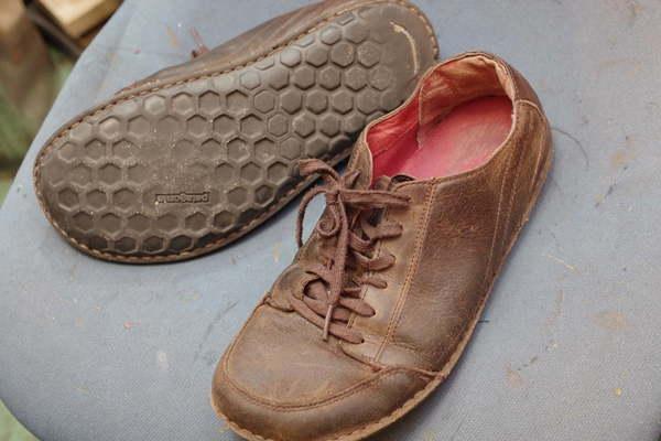 オールソール修理11500円+消費税 patagonia パタゴニアシューズ  靴内の空間は狭くなりますサムネイル