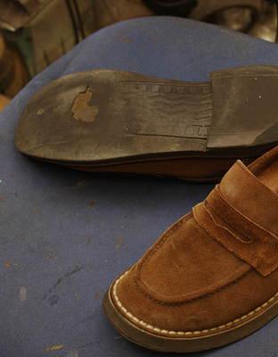 広島県 Y様 CAMPER カンペール紳士革靴 オールソール修理サムネイル