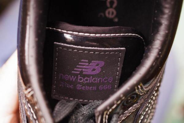 埼玉県 A様 New Balance ニューバランススニーカー #666 加水分解 ウェッジヒール交換サムネイル